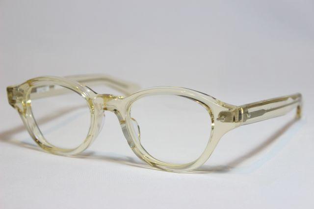 エフェクター ブリッジ クリアフレーム メガネ 眼鏡 EFFECTOR BRIDGE KI