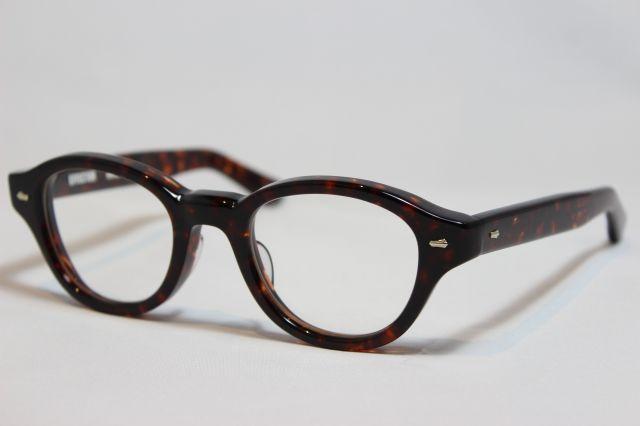 エフェクター ブリッジ べっ甲カラー メガネ 眼鏡 EFFECTOR BRIDGE TUR