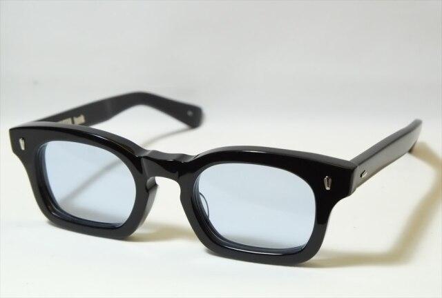 エフェクター ファンク サングラス EFFECTOR funk BK(BL) (Black / Blue-Lens)