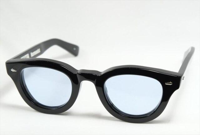 エフェクター ハーモニスト サングラス EFFECTOR Harmonist BK(BL) (Black / Blue-Lens)