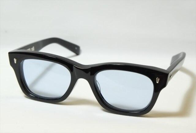 エフェクター ロール サングラス EFFECTOR roll BK(BL) (Black / Blue-Lens)