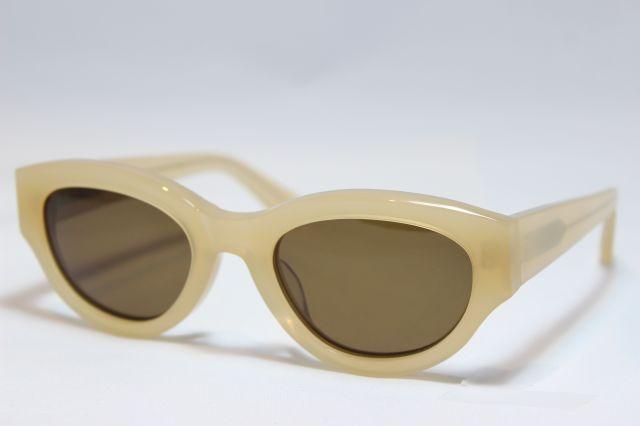 フリーダム スペクタクルス レニー サングラス ベージュ FREEDOM SPECTACLES LENNY (Clear Beige/Brown-Lens)