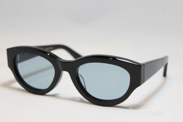 フリーダム スペクタクルス レニー サングラス ブラック FREEDOM SPECTACLES LENNY (Black/Light Blue-Lens)