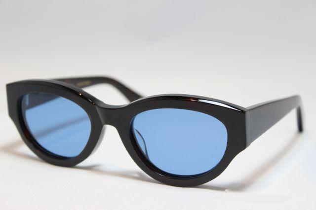 フリーダム スペクタクルス レニー サングラス べっ甲 FREEDOM SPECTACLES LENNY (Tortoise/Blue-Lens)