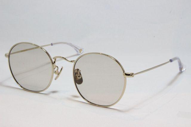 フリーダム スペクタクルス ロペス サングラス ゴールド メタル FREEDOM SPECTACLES LOPEZ (Gold/Light Brown-Lens)