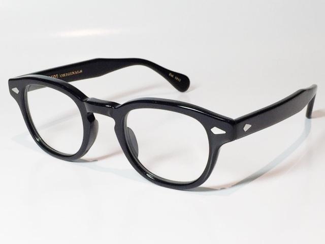 MOSCOT モスコット LEMTOSH  レムトッシュ  size:44 黒( Black )メガネ 眼鏡 サングラス 正規販売店 【送料無料】