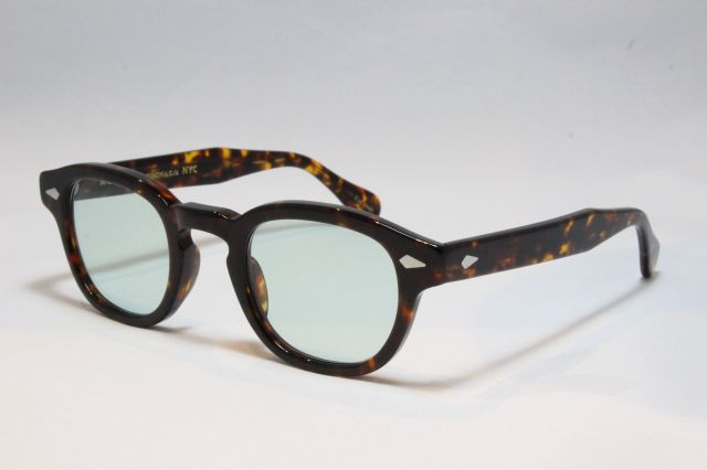 【送料無料】MOSCOT(モスコット) LEMTOSH - Reminence CUSTOM  size:44 ( Tortoise / Green )