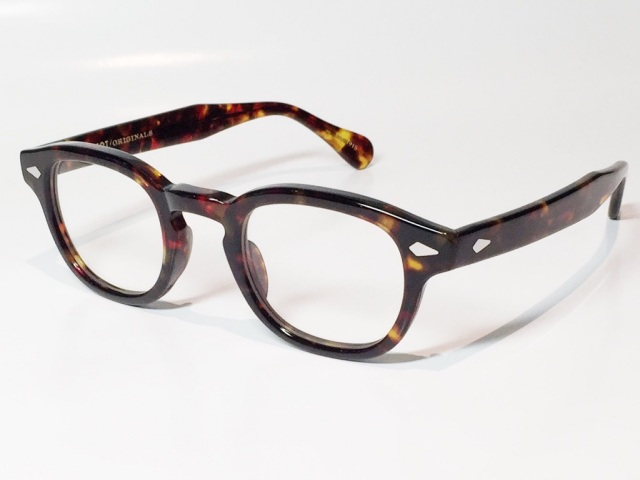 MOSCOT モスコット LEMTOSH  レムトッシュ  size:44 ( Tortoise )メガネ 眼鏡 サングラス 正規販売店 【送料無料】