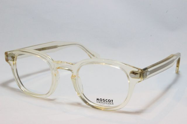 【送料無料】MOSCOT(モスコット) LEMTOSH 【レムトッシュ】  size:46 ( FLESH )