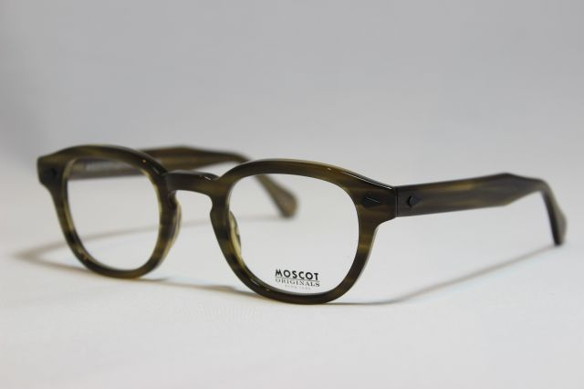 【送料無料】MOSCOT(モスコット) LEMTOSH size:46 MLT JPN LTD V