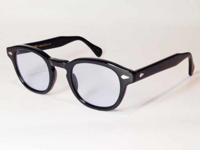 【送料無料】MOSCOT(モスコット) LEMTOSH - Reminence CUSTOM  size:46 ( BLACK / BLUE )