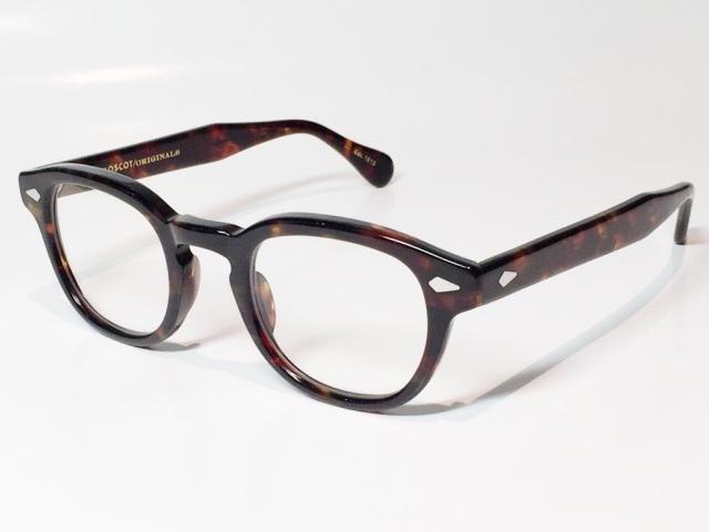 MOSCOT モスコット LEMTOSH  レムトッシュ  size:46 ( Tortoise )メガネ 眼鏡 サングラス 正規販売店 【送料無料】