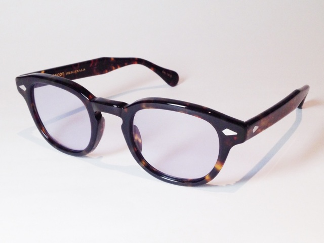【送料無料】MOSCOT(モスコット) LEMTOSH - Reminence CUSTOM  size:46 ( TORTOISE / PURPLE )