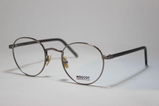 【送料無料】MOSCOT(モスコット) ZIS  size:47 ( Matte Pewter Dark Grey )