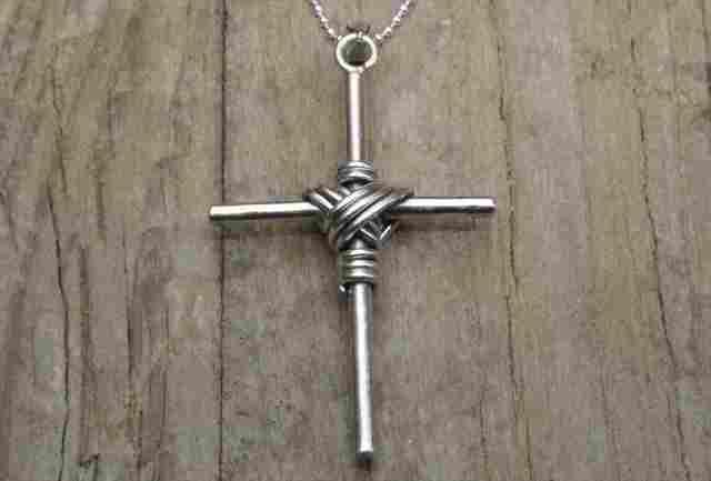 【送料無料】Vintage  Silver Necklace 925 (N016)ヴィンテージ シルバー 925 ネックレス