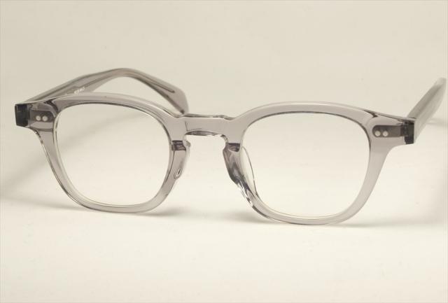 NEW.  (ニュー) CHUMLEY'S 【チャムリーズ】  C3 (Clear Grey )Clear (UVカットレンズモデル)