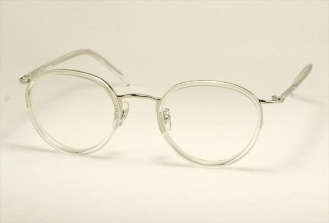 NEW. (ニュー)  ELI 【イーライ】  C3 (Clear-Silver )