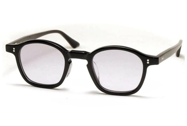 Few by NEW. フューバイニュー (NEWMAN ニューマン) F1 Black ブラック 眼鏡 メガネ サングラス