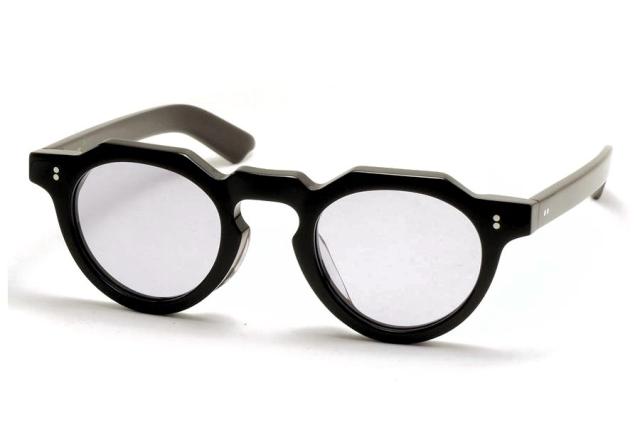 Few by NEW. フューバイニュー (NEWMAN ニューマン) F5 Black ブラック 眼鏡 メガネ サングラス