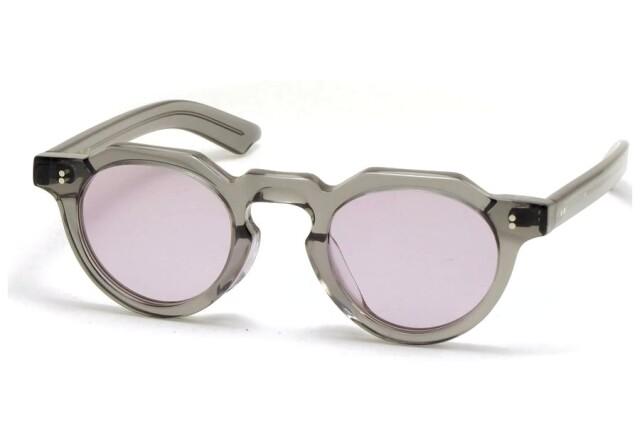 Few by NEW. フューバイニュー (NEWMAN ニューマン) F5 Grey グレー 眼鏡 メガネ サングラス