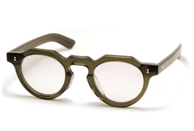Few by NEW. フューバイニュー (NEWMAN ニューマン) F5 Khaki カーキ 眼鏡 メガネ サングラス