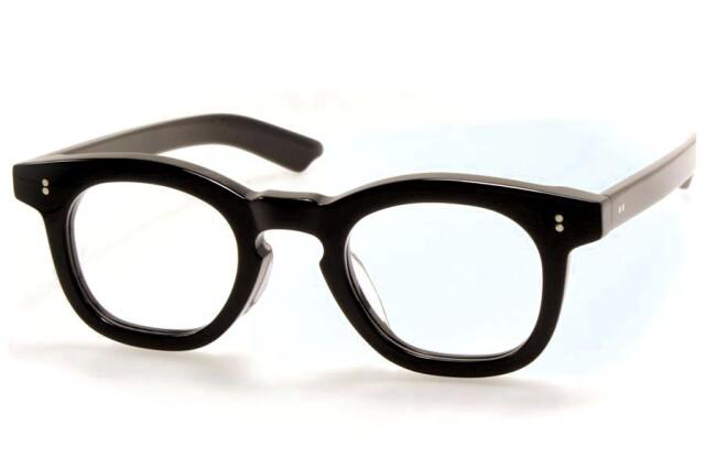 Few by NEW. フューバイニュー (NEWMAN ニューマン) F6 Black ブラック 眼鏡 メガネ