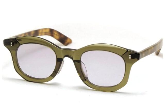 Few by NEW. フューバイニュー (NEWMAN ニューマン) F7 Khaki カーキ 眼鏡 メガネ サングラス