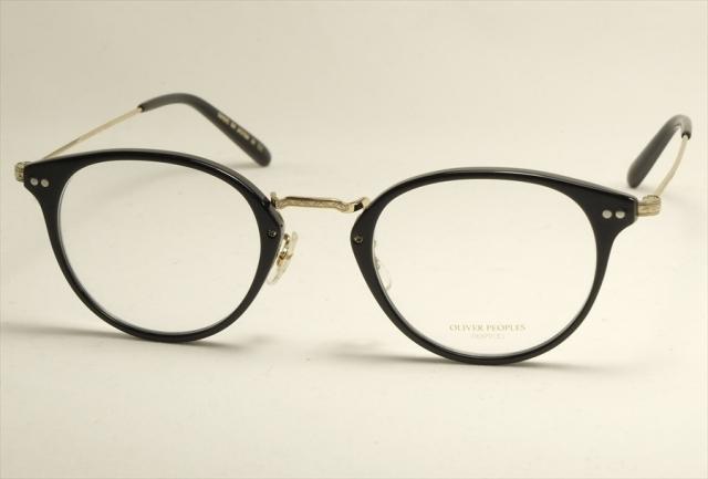 オリバーピープルズ コディー メガネ ブラック 日本製 彫金 OV5423D 1005 OLIVER PEOPLES Codee Black (UVカットレンズ付き)