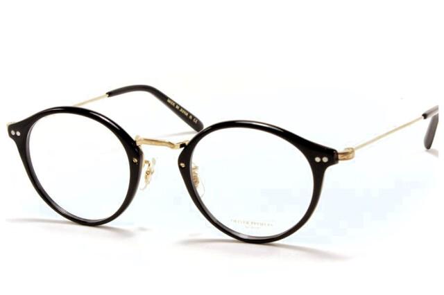 オリバーピープルズ ドネア メガネ ブラック OV5448T 1005 OLIVER PEOPLES DONAIRE Black (UVカットレンズ付き)