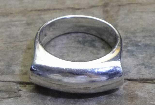 【送料無料】Vintage Silver 925 Ring (R014) ヴィンテージ シルバー アクセサリー リング