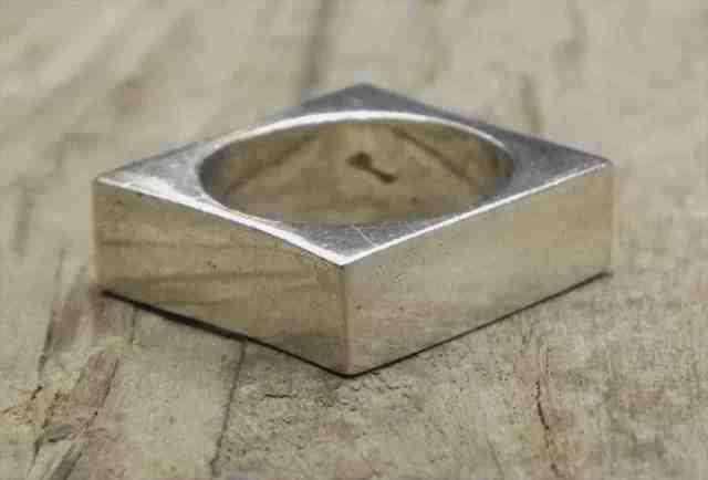 【送料無料】Vintage  Silver 925 Ring (R029) ヴィンテージ シルバー アクセサリー リング