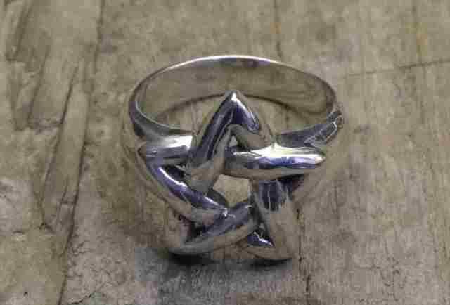 【送料無料】Vintage  Silver 925 Ring (R030) ヴィンテージ シルバー アクセサリー リング