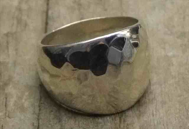 ヴィンテージ メキシカン シルバー 925 (R037) ジュエリー アクセ リング Vintage Mexican Silver 925 Ring