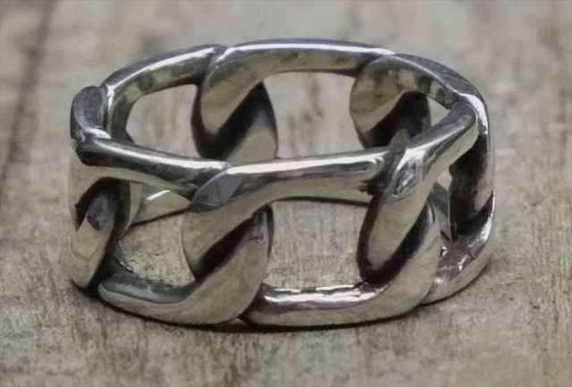 【送料無料】Vintage  Silver 925 Ring (R038) ヴィンテージ シルバー リング アクセサリー ジュエリー