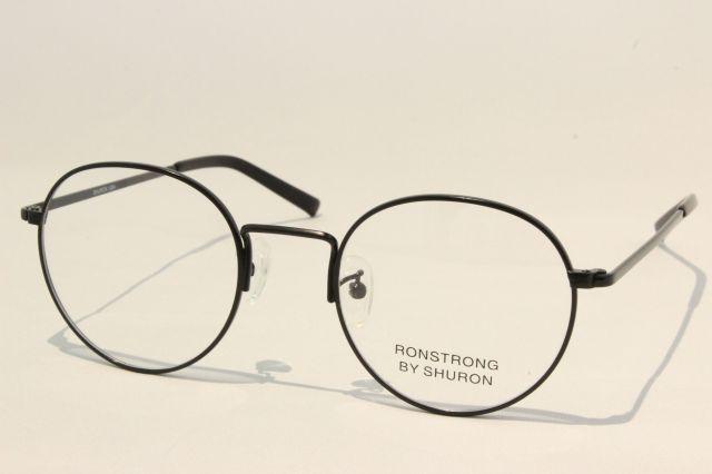 【送料無料】SHURON(シュロン) RONSTRONG (Black) size 50. UVカットレンズ付き