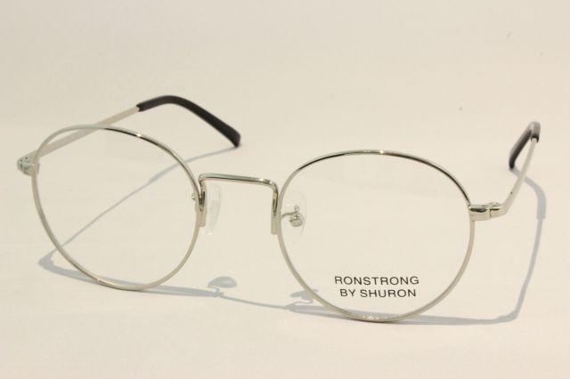 【送料無料】SHURON(シュロン) RONSTRONG (Silver/Clear) size 50. UVカットレンズ付き