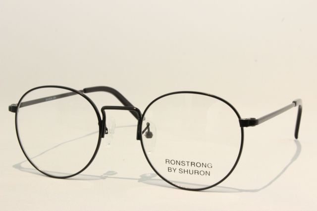 【送料無料】SHURON(シュロン) RONSTRONG  【ロンストロング】(Black) size 48. UVカットレンズ付き
