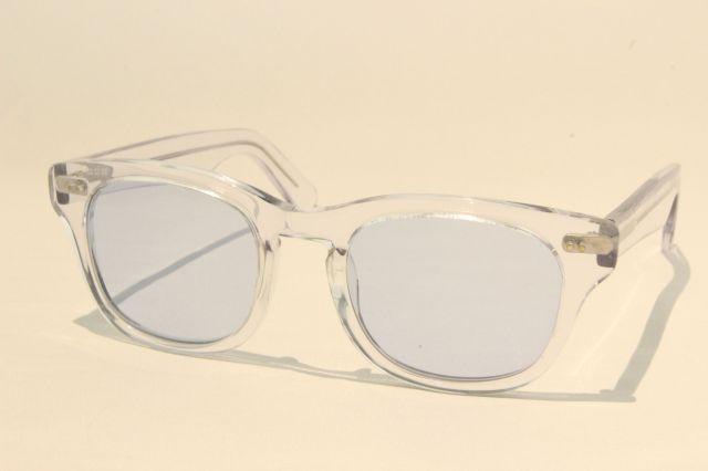 シュロン サイドワインダー サングラス クリア サイズ50 SHURON SIDEWINDER Clear (Clear/Blue-Lens)