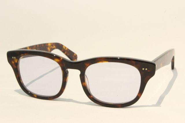シュロン サイドワインダー サングラス べっ甲 サイズ50 SHURON SIDEWINDER Tortoise (Tortoise/Purple-Lens)
