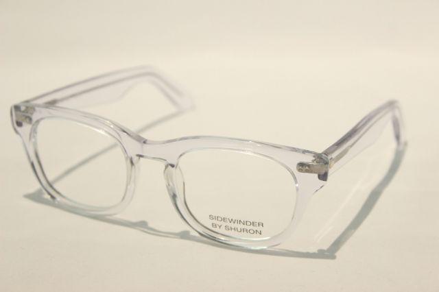 【送料無料】SHURON(シュロン) SIDEWINDER【サイドワインダー】(Clear) UVカットレンズ付き
