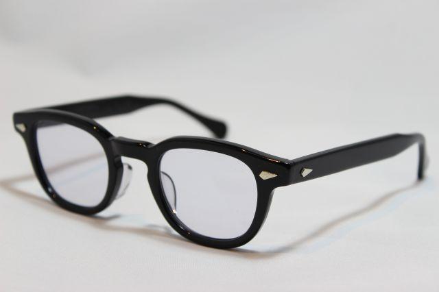 タート オプティカル アーネル ブラック サイズ44 TART OPTICAL ARNEL Black Size44 (Black/Blue-Lens)