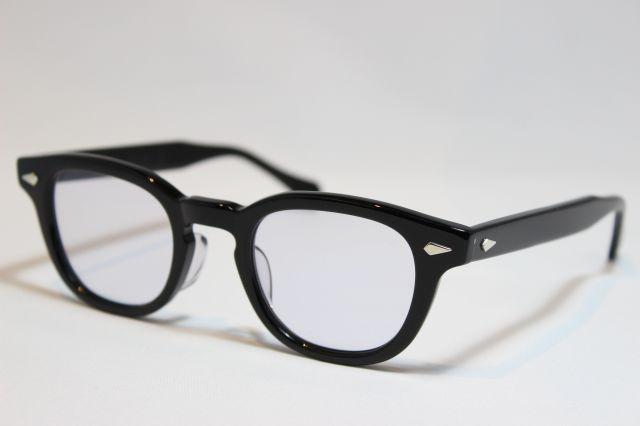 タート オプティカル アーネル ブラック サイズ46 TART OPTICAL ARNEL Black Size46 (Black/Blue-Lens)
