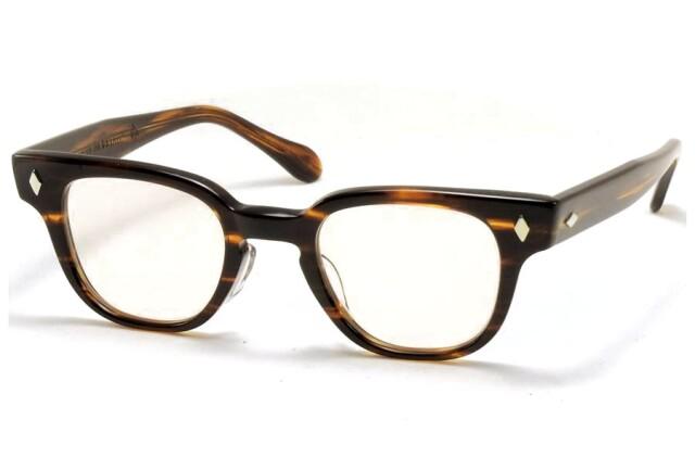 タート オプティカル ブライアン アンバー サイズ44 TART OPTICAL BRYAN HONEY AMBER Size44 (Amber/Brown-Lens)