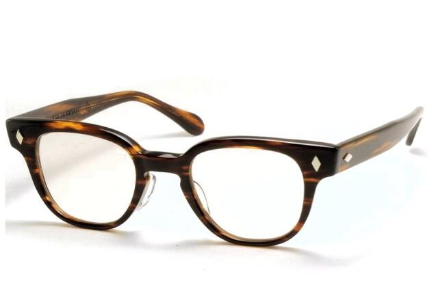 タート オプティカル ブライアン アンバー サイズ46 TART OPTICAL BRYAN HONEY AMBER Size46 (Amber/Brown-Lens)