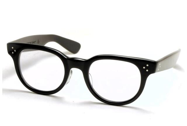 タート オプティカル エフディアール ブラック サイズ48 TART OPTICAL F.D.R. Black Size48 (Black/Blue-Lens)