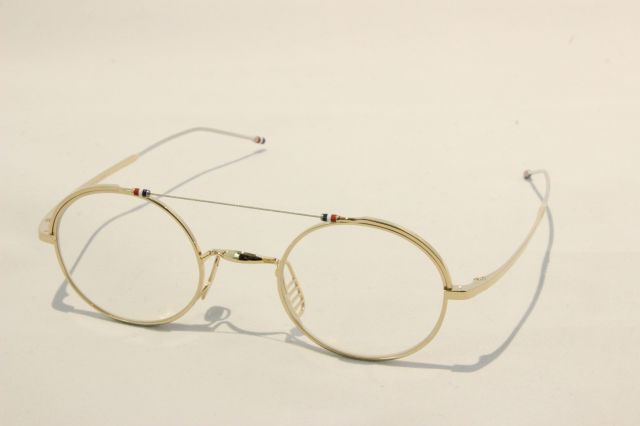 THOM BROWNE(トム ブラウン)TBX-910-41-01  ( White Gold-Silver )