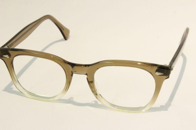 【送料無料】vintage 1960s 【MADE IN USA 】AMERICAN OPTICAL (アメリカンオプティカル) ウェリントン ヴィンテージ メガネ
