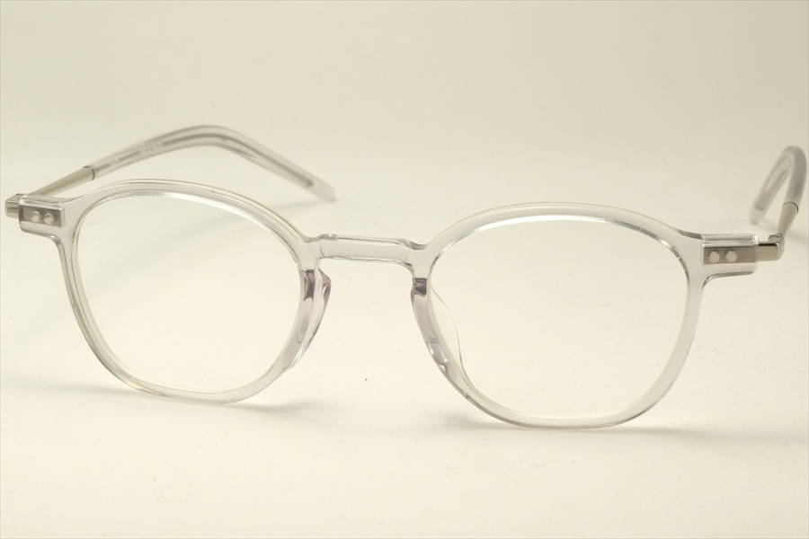 NEW. (ニュー)  WHITE 【ホワイト】  C3 (ClearGrey-Silver)