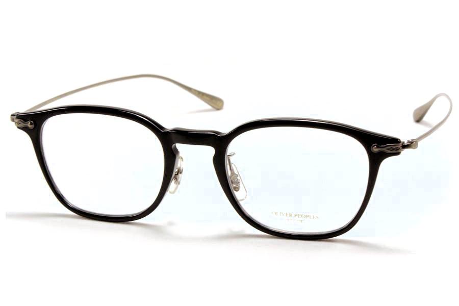 オリバーピープルズ ウィネット メガネ ブラック OV5371D 1005 OLIVER PEOPLES WINNETT Black (UVカットレンズ付き)