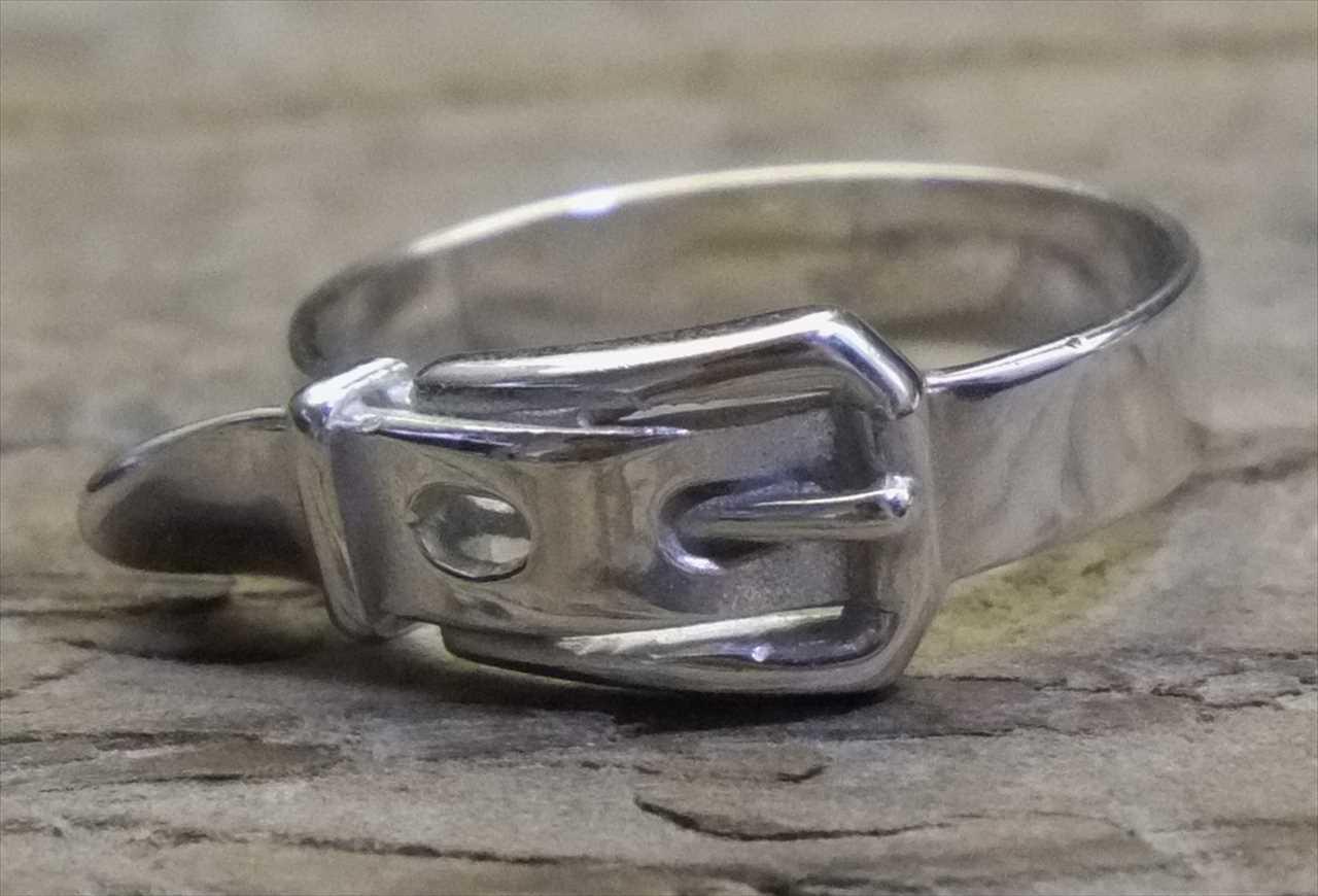 【送料無料】Vintage Mexican Silver 925 Ring (R020) ヴィンテージ メキシカン シルバー アクセサリー リング